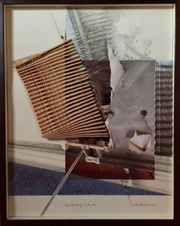 Beautiful Decay: Ceiling Fan (57cm x 72cm)