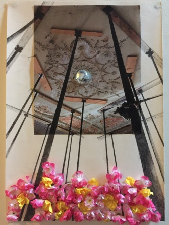 Beautiful Decay: Ceiling (50cm x 70cm)