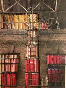 Beautiful Decay: Bookshelves (47cm x 55cm)
