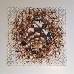 Architexture V: The Herbert (80cm x 80cm)
