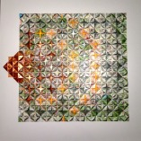 Paris Geometry (75cm x 75cm)