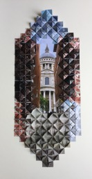 St Paul's Point of view (50x90cm)