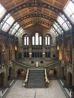 Hintze Hall, The Natural History Museum, London