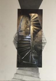 Beautiful Decay: Spiral I