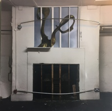Clifford St, fireplace